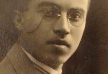 صورة ناظم القدسي في مرحلة الشباب