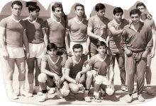 دمشق - فريق نادي الغوطة بكرة اليد عام 1967