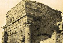 اللاذقية  - الصليبة عام 1934