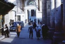 صورة دمشق – سوق المسكية عام 1951