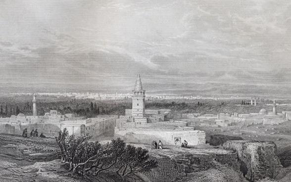 فيليب دو باري..كونت باريس في دمشق قبيل مذبحة 1860