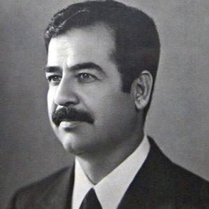 سورية 1971- صدام حسين في دمشق