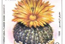 صورة طوابع سورية 1996- معرض الزهور الدولي