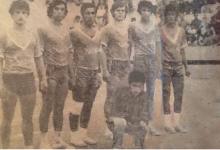 صورة منتخب سورية المدرسي للطلاب بكرة اليد 1973