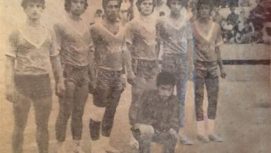 منتخب سورية المدرسي للطلاب بكرة اليد 1973