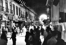 دمشق - سـوق الحميـديـة في ستينيات القرن العشرين..