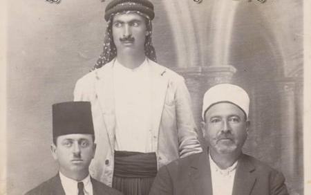 صورة صالح العلي .. قائد الثورة في جبال الساحل  عام 1936