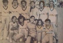 صورة منتخب سورية المدرسي للطالبات بكرة اليد عام 1973