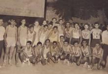 صورة دمشق – نادي الشبيبة – الجلاء عام 1951