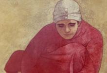 صورة الغسالة 4 .. لوحة للفنان لؤي كيالي (24)