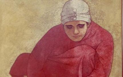 الغسالة 4 .. لوحة للفنان لؤي كيالي (24)