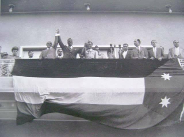 من مذكرات جمال الفيصل - دعم ثورة تموز 1958 في العراق ومعالجة تداعياتها (2/1)