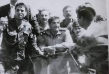 استقبال سليم حاطومعند عودته من كوبا - ربيع عام 1966م