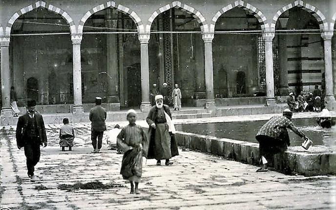 مساجد دمشــــق ..مسجد التكية السليمانية