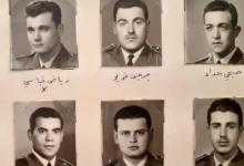 صورة طلاب دورة 1953 – 1955- طيارون حربيون