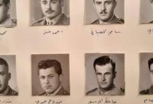 صورة طلاب دورة 1952 – 1954- طيارون حربيون