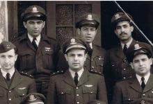 بعثة سلاح الجو السوري في بريطانيا عام 1952