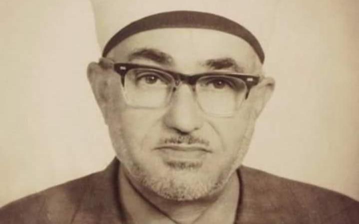 القارئ الشيخ أحمد عاطف الشريف