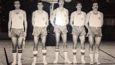 الفريق السوري في بطولة العالم العسكرية بكرة السلة بالسعودية 1981