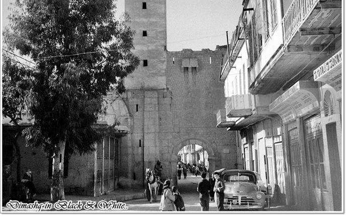 دمشق 1955- باب شرقي