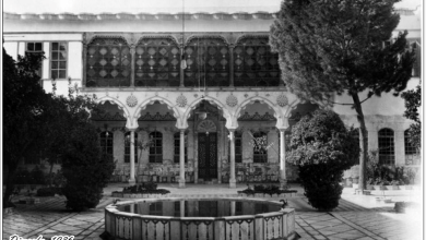 دمشق- منزل جبران شامية 1936
