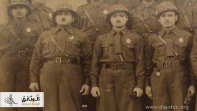 صورة رشدي الكيخيا وفريق القمصان الحديدية بحلب 1938م