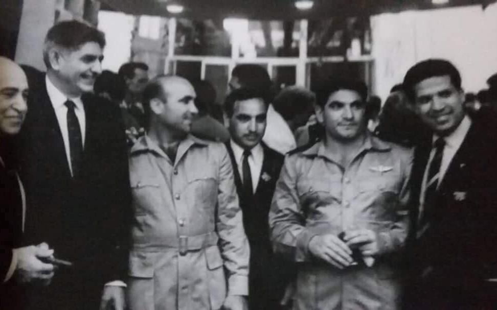 سليم حاطوم في كوبا عام 1966 (2)