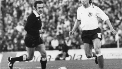 صورة الحكم الدولي فاروق بوظو في نهائيات كأس العالم – الأرجنتين عام 1978م
