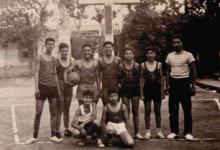 صورة دمشق- فريق أشبال نادي الغوطة عام 1956