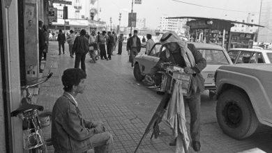 صورة دمشق آذار 1991 – مصور فوتوغرافي (1)