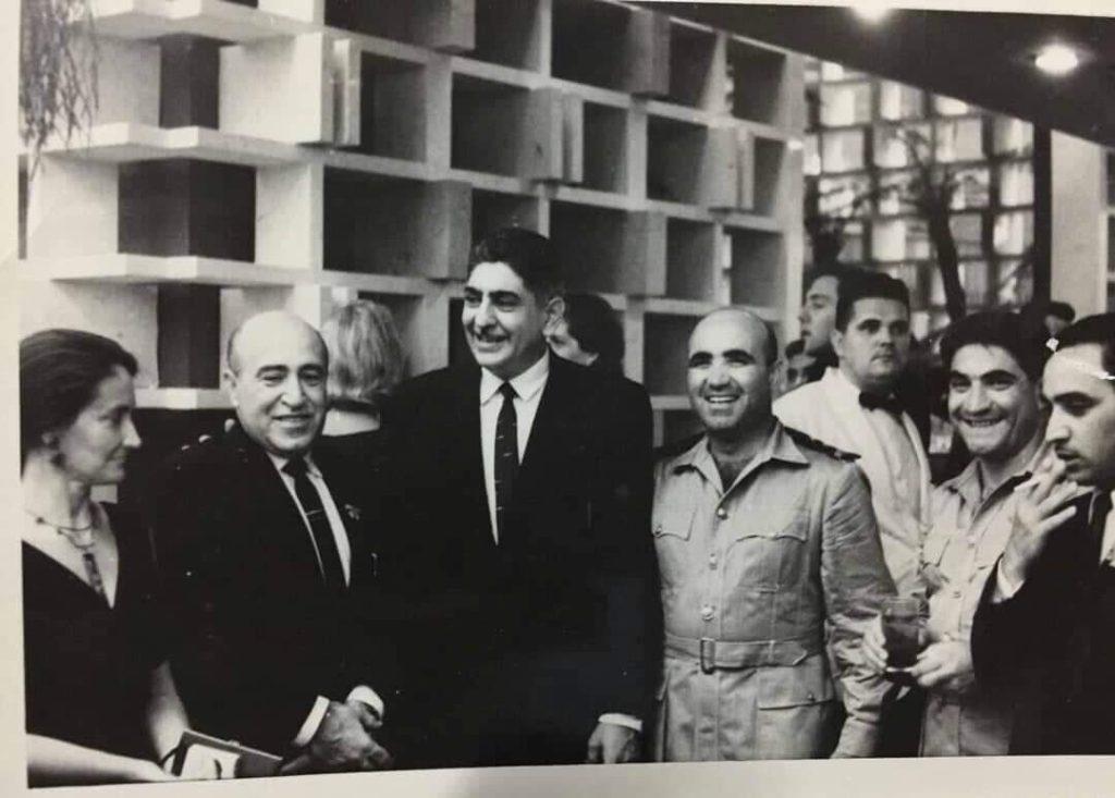 سليم حاطوم في كوبا عام 1966 (1)