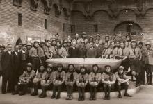 كشاف سورية ووفد الكشاف العربي في زيارة إلى العراق عام 1937 (1)
