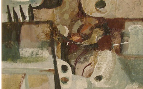صورة معلولا (1) – لوحة للفنان أحمد مادون (25)