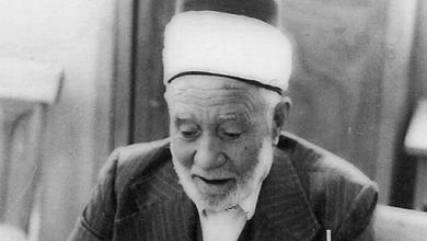 صورة الشيخ نديم الوفائيفي الثانوية الشرعية بحمص 1979