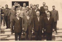 صورة اللاذقية 1958- زيارةُ وزير التربية والتعليم إلى ثانويَّة جول جمال