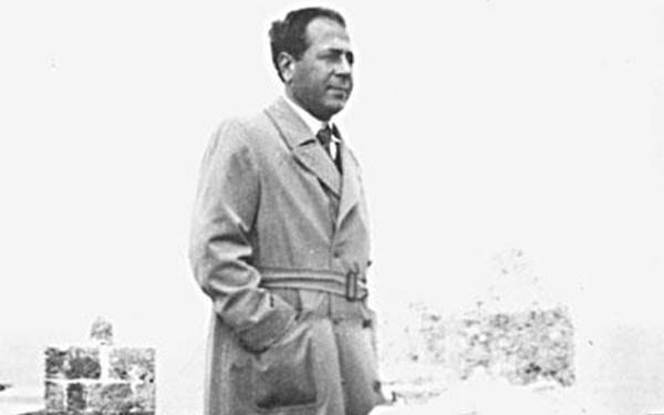 صورة سامر الموسى: ذكرى اغتيال انطون سعادة 8 تموز1949