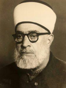 الشيخ محمد علي ابن الشيخ محمد حافظ المعاز