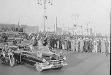 صورة القاهرة 1958 – جمال عبد الناصر وشكري القوتليعند توقيع ميثاق الوحدة (10)