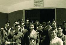 صورة اللاذقية 1963- من أمام مدرسة الكلية الأرثوذكسية الوطنية
