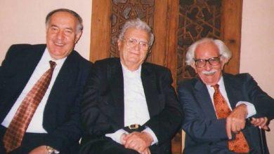 صورة محمّد قجّة:  المؤرخ الدكتور نقولا زيادة.. في ذكرى رحيله