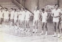 أزمير 1971- منتخب سورية في ألعاب المتوسط - كرة الطائرة