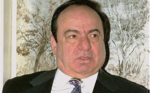 صورة المطرب صباح فخري عام 2000