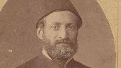 من الأرشيف العثماني - كامل باشا أثناء ولايته على حلب