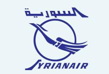 صورة مؤسسة الطيران العربية السورية