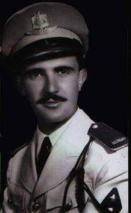حمصي فرحان حمادة: مذكرات الشهيد الطيار حسين جاهد عام 1945