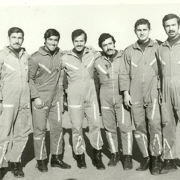 طيارون من السرب 67 بالضمير في حرب 1973