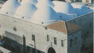 صورة المسجد الجديد في اللاذقية عام 1984