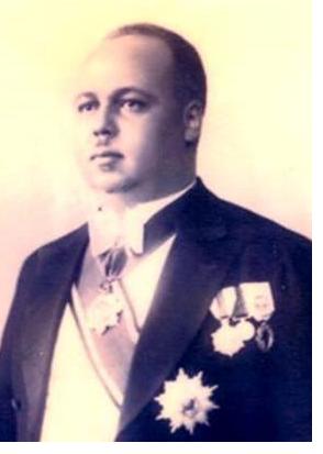 مرسوم  قبول استقالة تاج الدين الحسني رئيس مجلس الوزراء عام 1936
