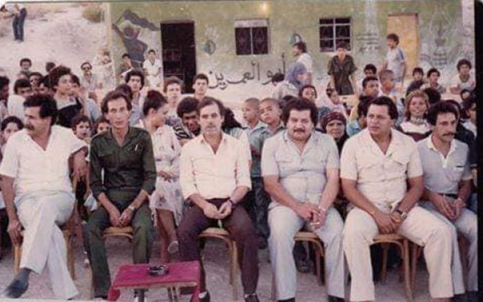 صورة علي بدوان: الوطني الطيب طلعت نافذ يعقوب (أبو يعقوب)