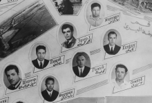 صورة سد الفرات – إدارة القطاع الترابي .. قسم الضفة اليسرى عام 1971